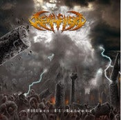 Image of NEW!!! Revilement - Pillars Of Balance CD