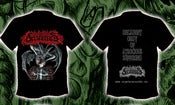 Image of INSIDIOUS DECREPANCY - Decadent Orgy Of Atrocious Suffering T-SHIRT