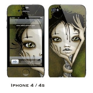 Image of iphone 4/4s skin - &quot;Wrapped&quot;