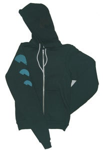 Image of TMOOH Hoody - Forest