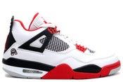 "Image of Air Jordan Retro 4 ""MARS"""