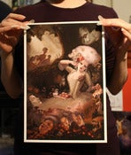Image of 'Sleeping Sickness' mini-print