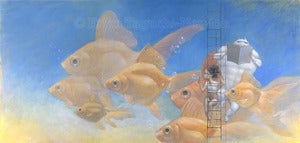 Image of Goldfish Dream (Original)