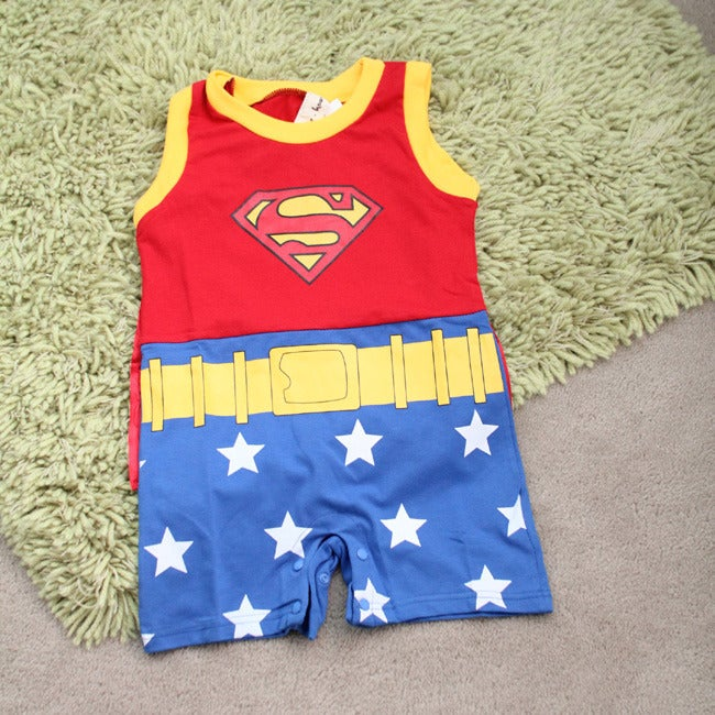 Image of Superman Onesie - New