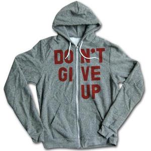 Image of DONT GIVE UP (HOODIE)