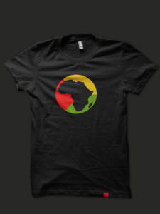 Image of Africolor Limited Edition t-shirt