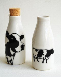 Image of Mini Milk Bottle