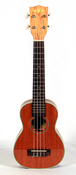 Image of Kala Long Neck Mahogany Soprano w/bag
