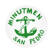 Image of MINUTEMEN - Double Nickels Anchor (Button)