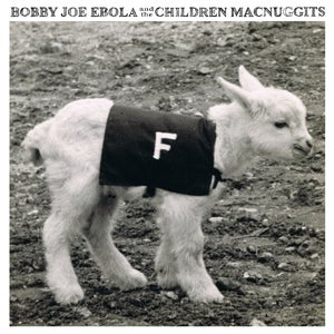 "Image of Bobby Joe Ebola ""F"" Vinyl LP w/ digital download, poster and more! (2010, 13 Tracks)"