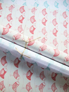 Image of wonderful wrapping paper.