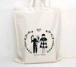 Image of tote bag - back in stock