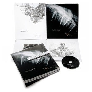 Image of Lights & Shadows Art Book +CD (LIMITED EDITION OF 500 COPIES) FREE SHIPPING !!!