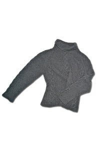 "Image of 12ply cashmere sweater ""benoit"""