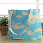 "Image of ""Cloud Creatures"" Tote Bag"