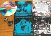 Image of Split CD Demo with Vargtimmen. (Sold Out)