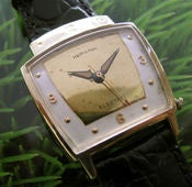 Image of VINTAGE HAMILTON EVEREST ELECTRIC WATCH  - SOLD!