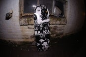 Image of LOST SOUL / BA.KU. collaboration skateboard deck