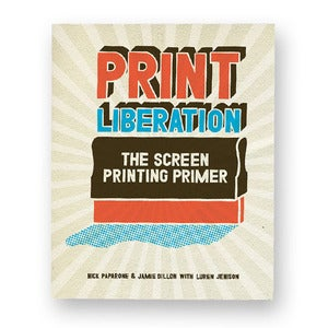 Image of PRINT  LIBERATION BOOK - SIGNED!