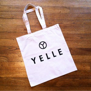Image of YELLE &quot;classic&quot; - Tote bag