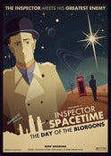 Image of Inspector Spacetime: The Day Of The Blorgons