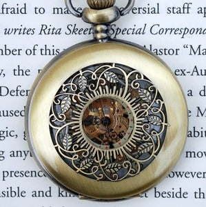 Image of Into the Wild Wind-Up Pocket Watch