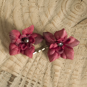 Image of Cherry Cola Bobby Pins - 40% OFF RRP
