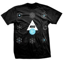 Image of GEOMETRY tee shirt pre-order