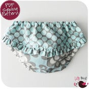 Image of Ruffled Diaper Cover