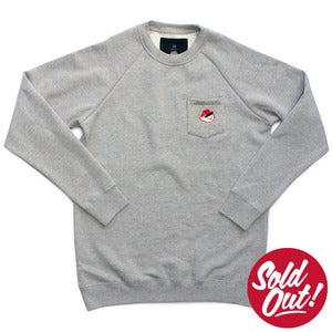 Image of Pocket Crew Neck - 01