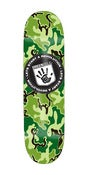 Image of GreenIssue &quot;Let's Start a Revolution&quot; Deck - Green Camo 