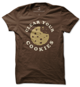 Image of Clear Your Cookies