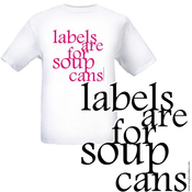 Image of LABELS are for soup cans