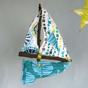 Image of Dreamy Sailboat Mobiles