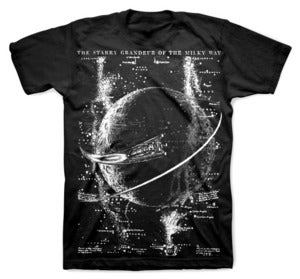 Image of MILKY WAY tee shirt