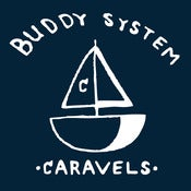 Image of Caravels - Buddy System Pocket T-Shirt