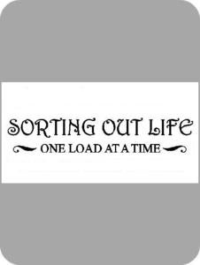Image of Sorting Out Life...
