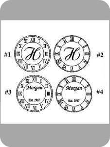 Image of Clocks {Personalized}