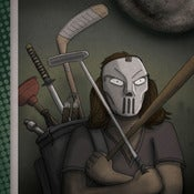 Image of Casey Jones Print