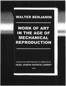 Image of Walter Benjamin Translated from English to American