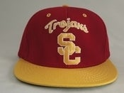 Image of USC TROJAN SC SIGN SNAPBACK