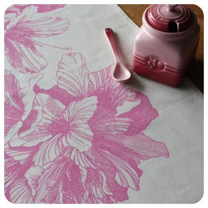 Image of Breast Cancer Care PINK Tea-Towel £5.00 charity donation from each sale