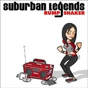 Image of Suburban Legends - Rumpshaker LP
