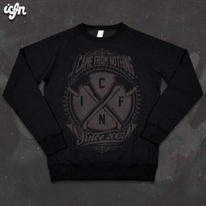 Image of ICFN - Original Crest - Sweatshirt