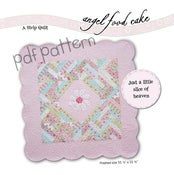 Image of PDF PATTERN: Angel Food Cake