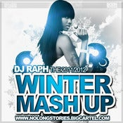 Image of DJ Raph - The 2011 / 2012 Winter Mashup Mix CD!