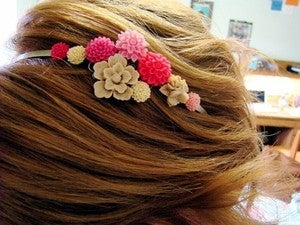 Image of Custom Bouquet Headbands