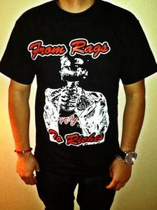 Image of FVY FROM RAGS TO RICHES SKULL