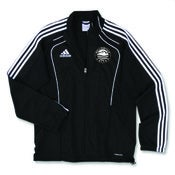 Image of Bellingham United Adidas warmup jacket (track jacket)