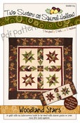 Image of PDF PATTERN: Woodland Stars